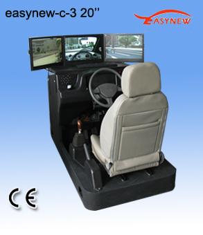 生产/供应20寸汽车模拟器,2013驾校必备