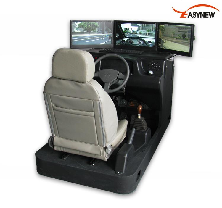 2013依时利主被动式汽车驾驶模拟器