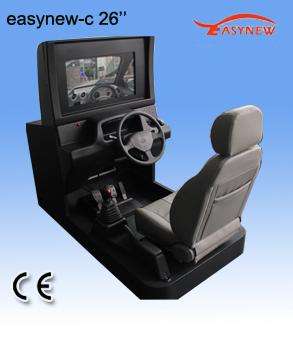 生产/供应26英寸汽车驾驶模拟器