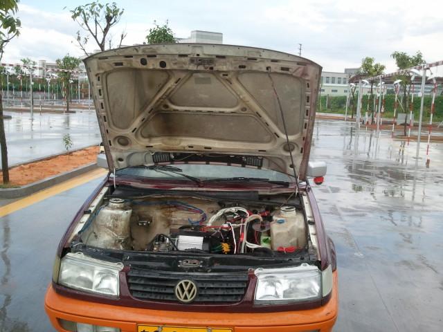 教练车改装电动