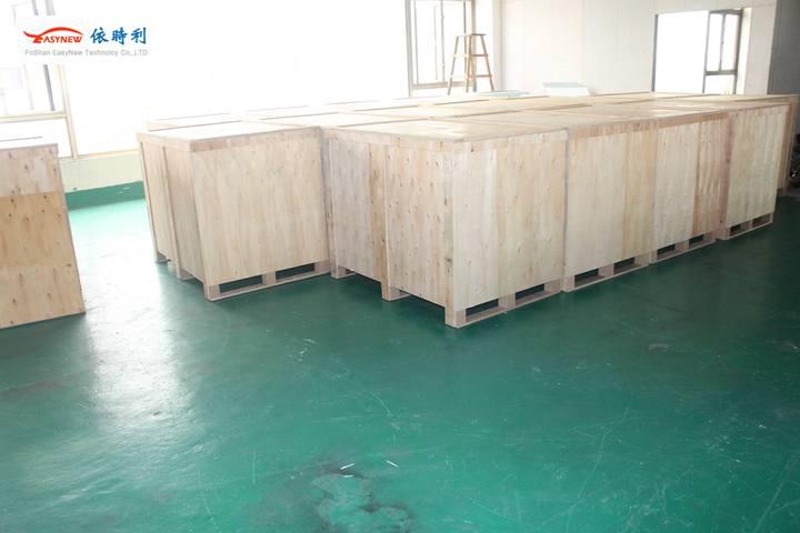 广西南宁客户二十四台驾校汽车驾驶模拟器正常发货