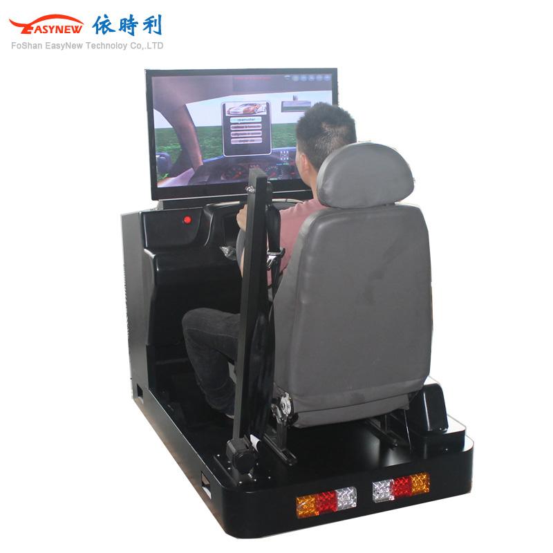 创新学车就像玩游戏 浙江将逐步推行模拟学车