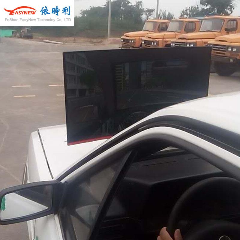 真车改装汽车驾驶模拟器,科目二科目三练车模拟驾驶学车